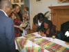 Praise Songs book signing