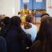 Visit to Hillyfield School